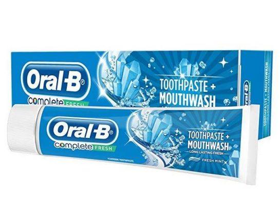 Kem đánh răng Oral-b Mỹ