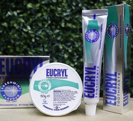 EucryL Toothpaste